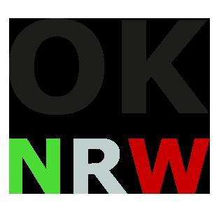 """<h5>Der Verein """"Offene Kommunen.NRW Institut"""", kurz OKNRW Institut, setzt sich dafür ein, den Prozess der Offenheit, Zusammenarbeit und Transparenz auf landespolitischer und kommunaler Ebene in NRW voranzubringen und zu gestalten. Das OKNRW Institut setzt sich für eine zukunftsfähige Gesellschaft ein, die ihre Kraft und Innovationsfähigkeit aus einem Geist der Offenheit und Selbstverantwortung schöpft. Diese Gesellschaft lädt zum Mitmachen ein; sie setzt auf Kooperation und gesellschaftlichen Ausgleich. Der Verein ist eine zivilgesellschaftliche Initiative, die zeigt, dass durch Offenheit positive Veränderung möglich ist. Zu den Gründungsmitgliedern gehören: Dieter Hofmann, Damian Paderta, Christopher Reinbothe, Panagiotis Paschalis, Dr. Agnes Mainka, Dr. Tobias Siebenlist, Dr. Anke Knopp und Felix Schaumburg. Kern unserer Botschaft ist das opengovernmentmanifest.nrw.</h5>"""